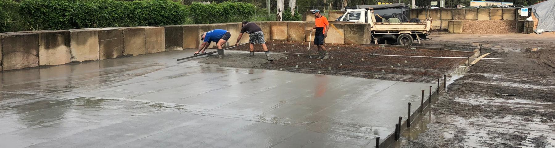 Concretors